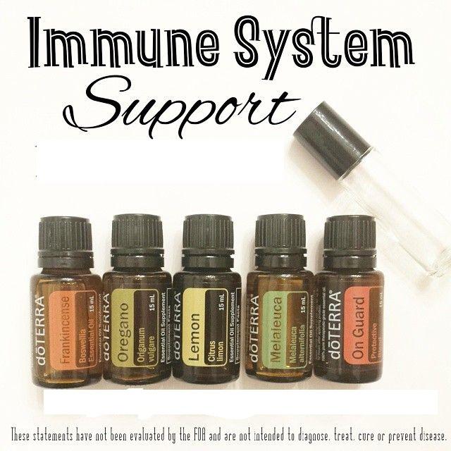 immune support edit